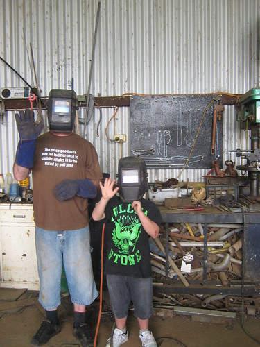 The welding lads