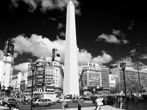El obelisco by Simba tango, on Flickr