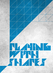 shapes (Mihail Mihaylov) Tags: art poster typography design graphic swiss bulgaria internationaltypographicstyle ffffound mihata