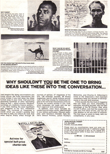 Vintage Ad #701: A Digest for Intellectuals