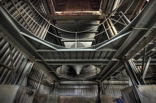 rocket silo
