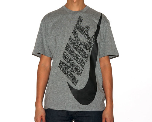 Nike Sportswear That's Home Remix Tee - Grey/Black