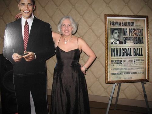 Barack and me