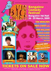 The Big Joke Festival - Bangalow