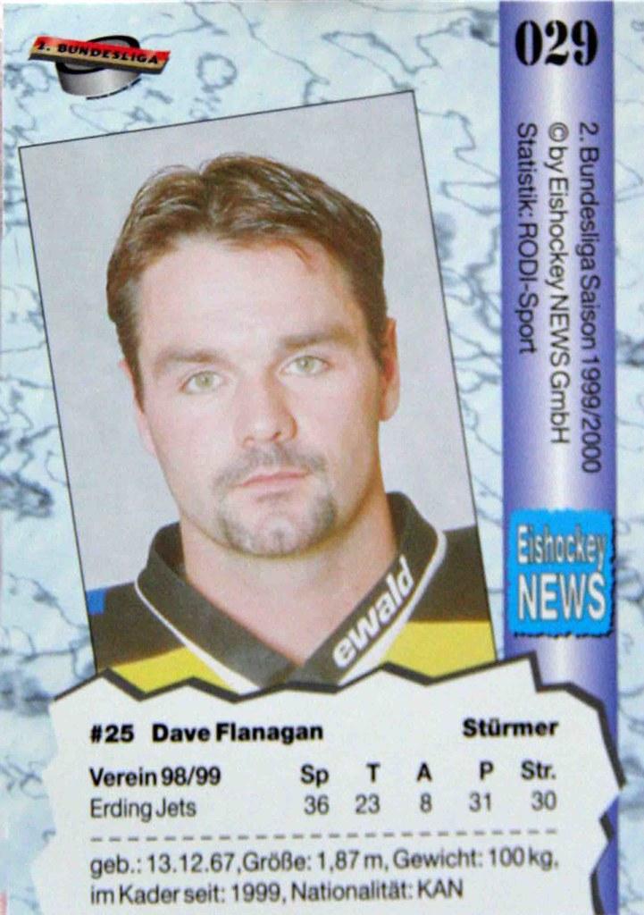 Flan's card reverse