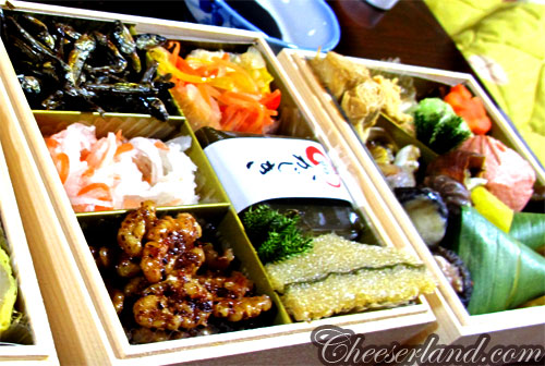osechi5 by you.