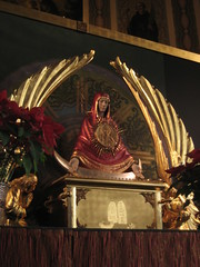 Holy Mary Monstrance