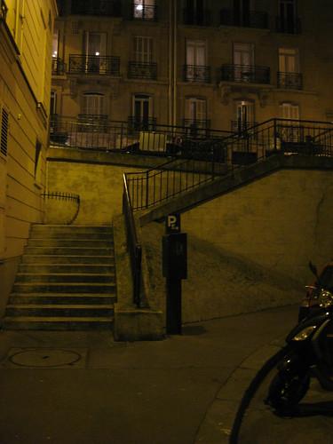 un coin du 5ème arrondissement de paris