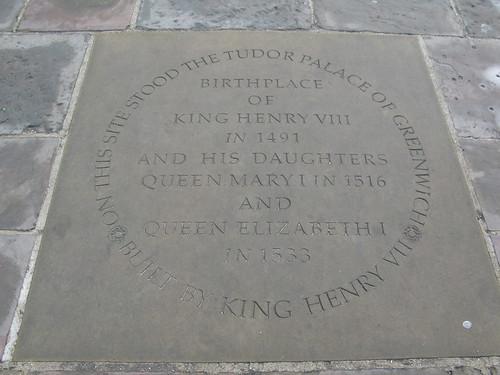 Henry VIII Birthplace