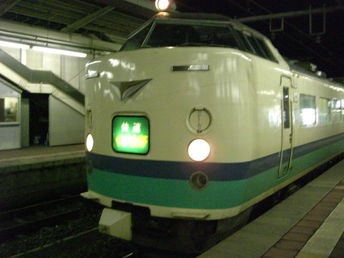 "485系快速くびき野/485 series Rapid Service train ""Kubikino"""