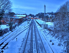 Snow Train to Nowhere! - Winchester