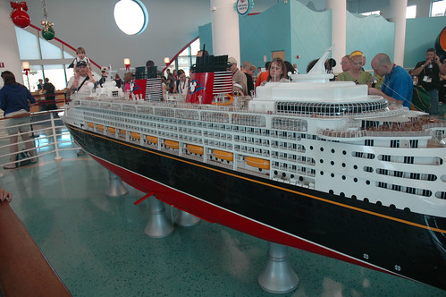 Disney Cruise - Terminal 24