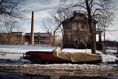 Terminus Eldorado Highland Park 2/09 (Detroit Liger) Tags: park urban abandoned decay detroit cadillac eldorado highland