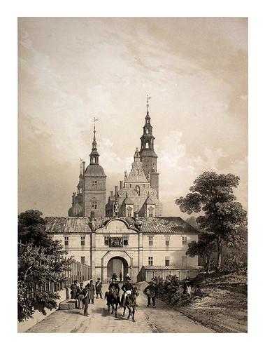014- Castillo de Rosenborg-Dinamarca 1839