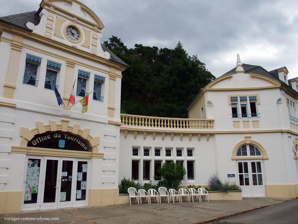 Posto de turismo de Saint-Nectaire