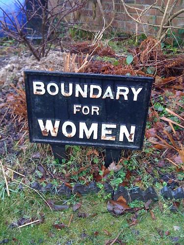 boundaryforwomen