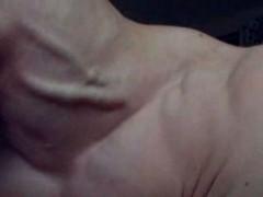 his veins 2cnd9 (misterdiscobr) Tags: man male neck veins vascular veiny vascularity