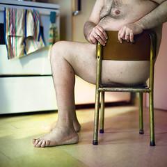 A stranger 53 year old (Benoit.P) Tags: portrait man art nude montréal benoit mtl strangers stranger troisrivieres mauricie tr nue paille troisrivières benoitp benoitpaille