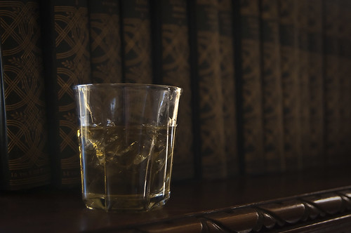 A Good Glass of Scotch