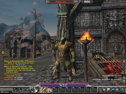 ArchLord SCREENSHOT