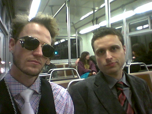 Pete and Kyle are looking good on Muni