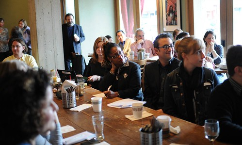 East Bay Social Media Breakfast