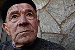Nonno - Granpa (Emanuele Colombo) Tags: life old people man sweet grandfather grandparents melancholy nonno granpa vecchio nonni anziano