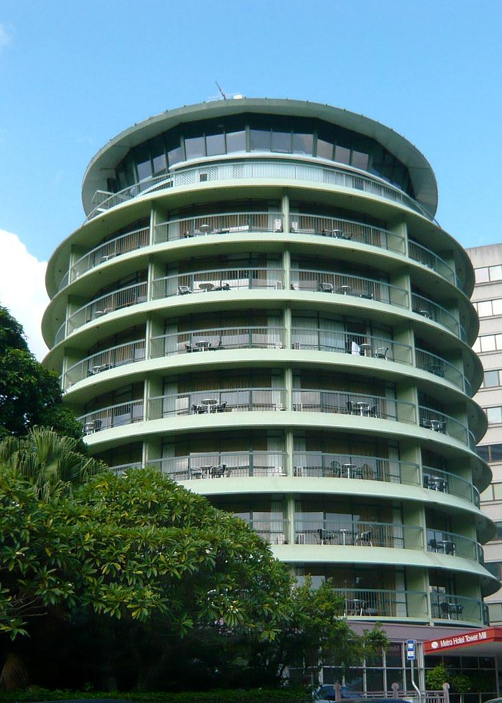 Wickham Terrace Car Park Brisbane City Qld