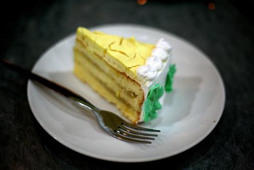 Jack's Ridge durian cake