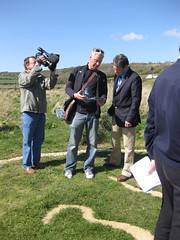 Medusa's Meadow Opening BBC Breathing Places Isle of Wight