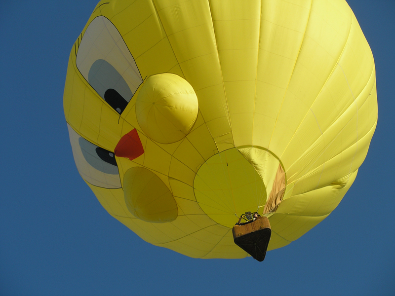 Tweetie Bird Balloon