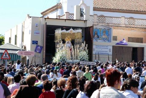 Jueves Santo 2009 Melilla 048