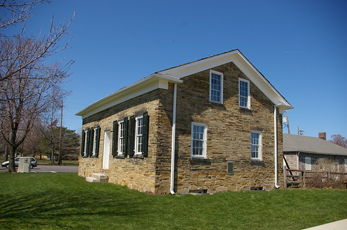 Oldest Stone House, Lakewood, Ohio