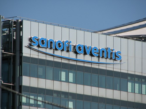 Sanofi Aventis edificio