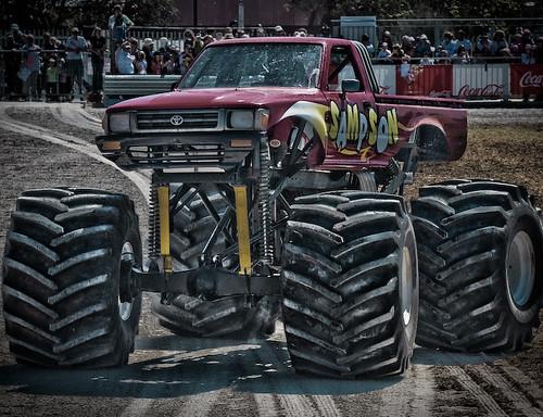 Sampson The Monster Truck