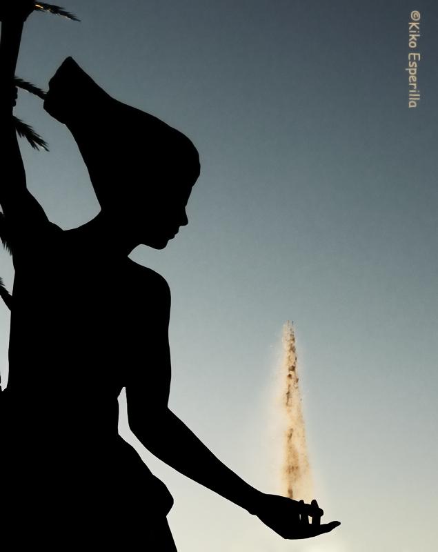 La diosa del agua