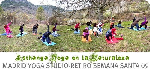 RETIRO MADRID YOGA STUDIO