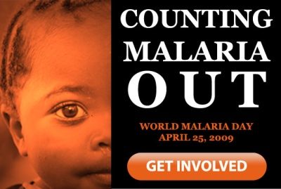 click to go to Malaria No More -- Get Involved!