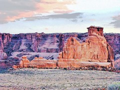 Arches National Park, Utah (Snuffy) Tags: usa utah moab archesnationalpark nationalparks