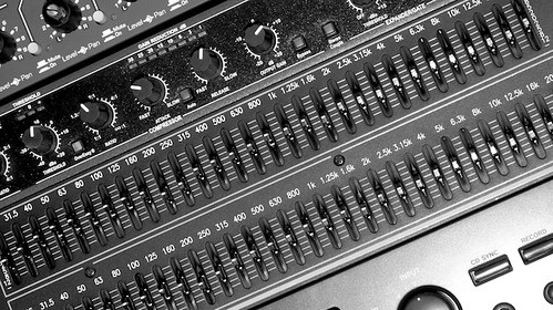Audio Gear by smaedli, on Flickr