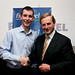 Cllr. James O'Sullivan & Enda Kenny TD, Leader of Fine Gael