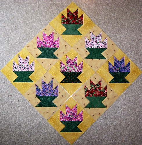 Jill's May Lotto blocks