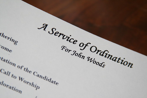 John's Ordination