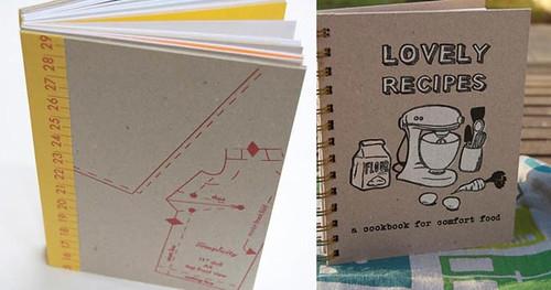 Gocco: capas de caderno monjojo