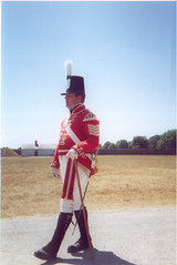 Commander at Fort George