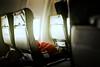 (.ultraviolett) Tags: red plane stockholm flight