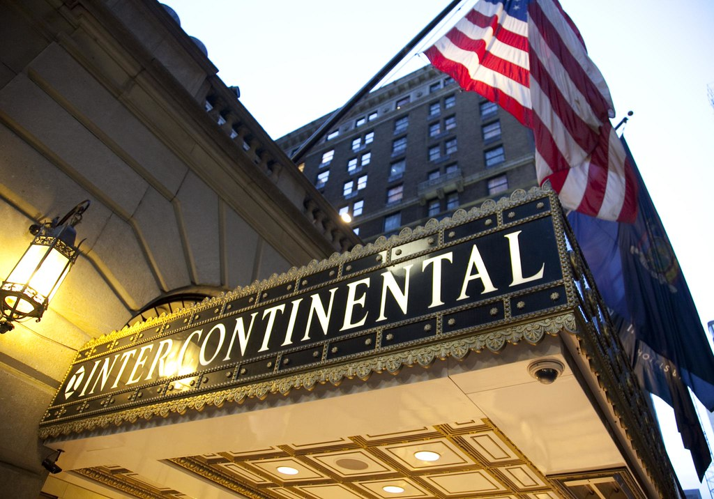 InterContinental Barclay, New York