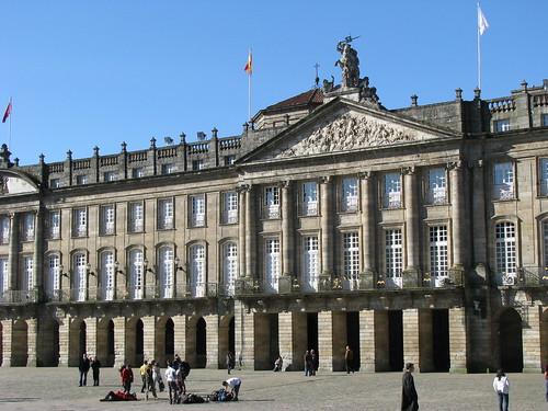 Ruta santa a Santiago de Compostela