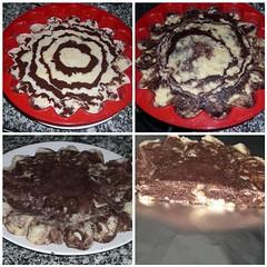 BIZCOCHO DE ALMENDRA Y CHOCOLATE ( Micro)