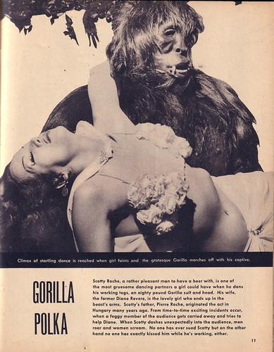 Gorilla Polka page 1